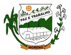 Brasão Município de Moreno