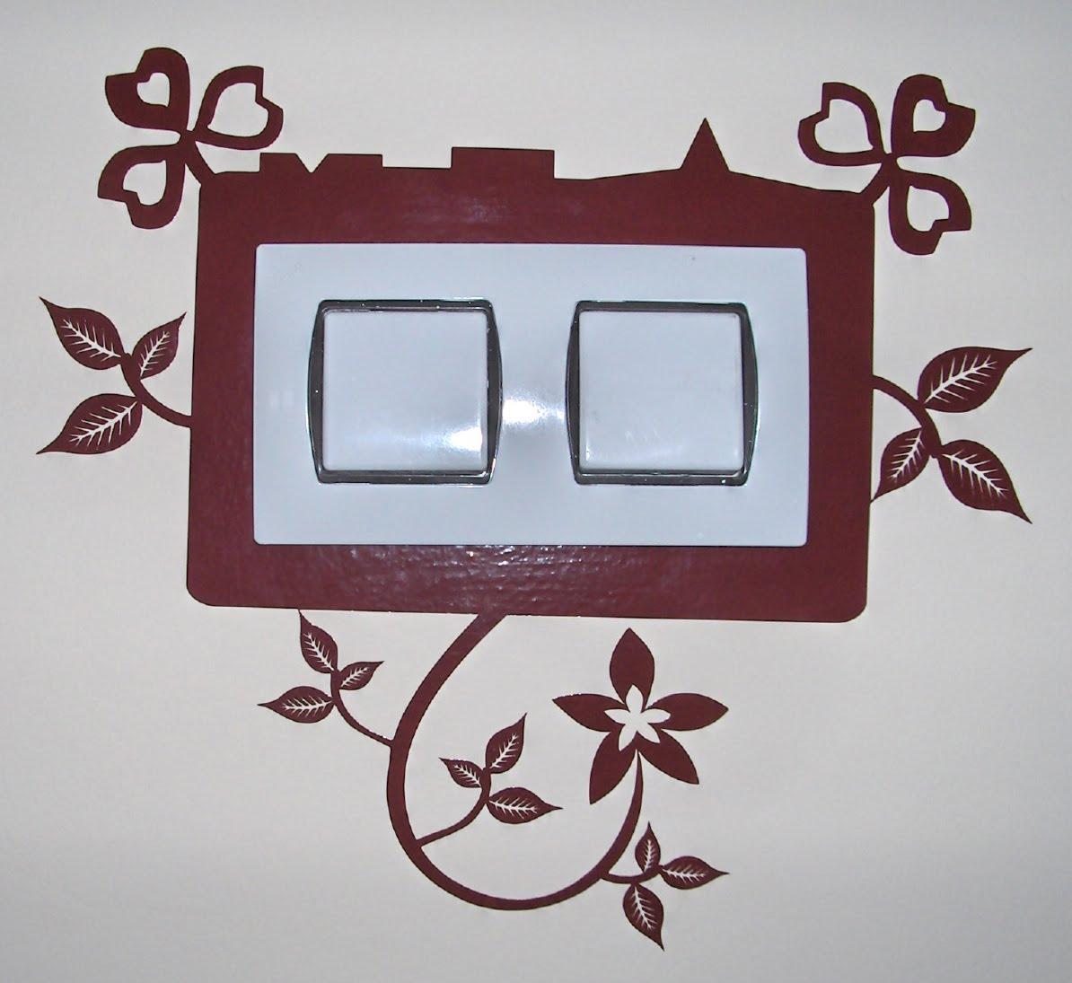 Ventajas de los vinilos decorativos plopup - Papel de vinilo para banos ...