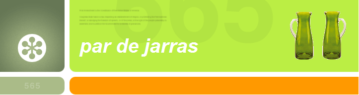 Par de Jarras