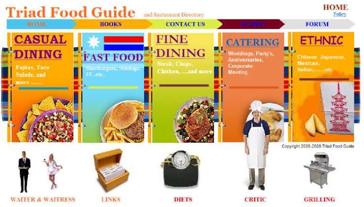 Triad Food Blog