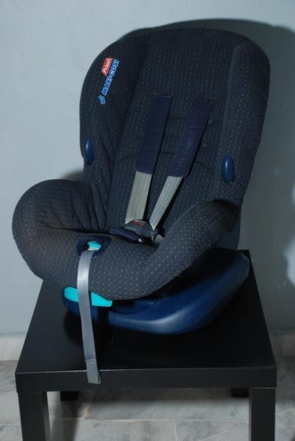 seken hand shoppe car seat maxi cosi priori. Black Bedroom Furniture Sets. Home Design Ideas