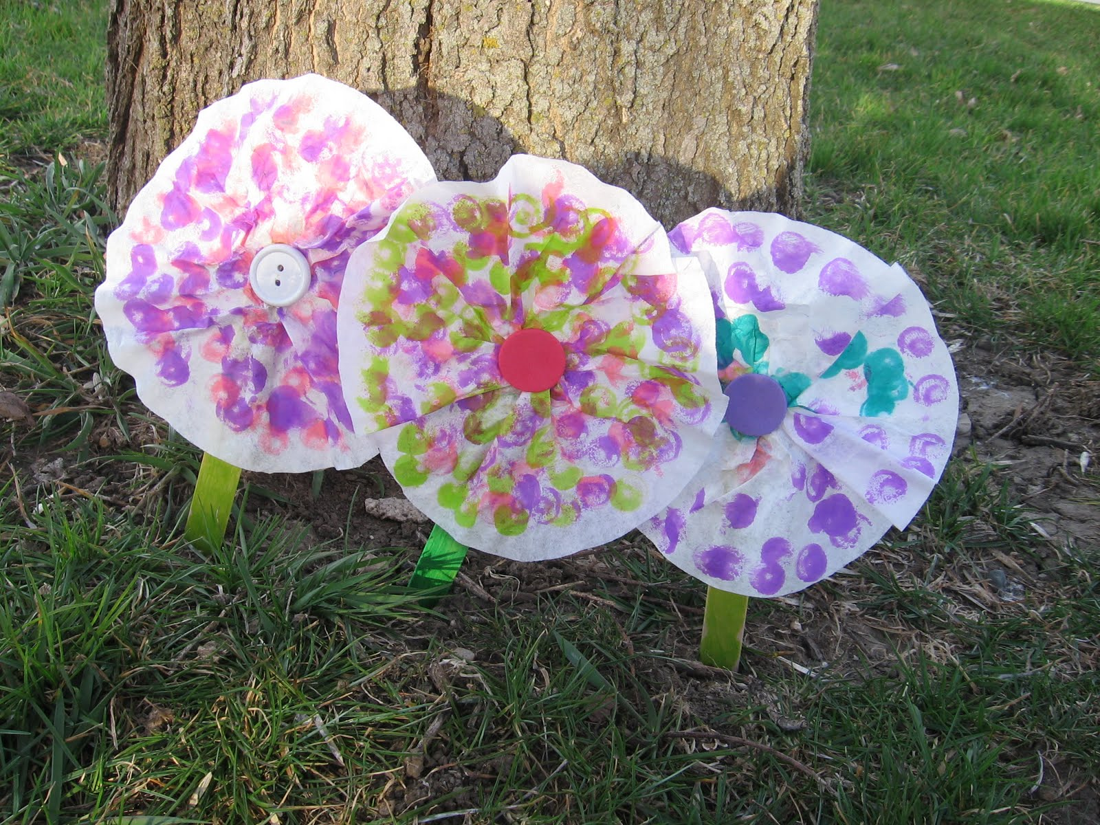 twelve crafts till christmas sunday kids craft april showers bring