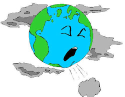 El planeta esta pidiendo ayuda.