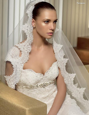 Spanish wedding dresses - luxury collection in high quality design.