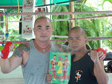 with my muay thai world champion trainer