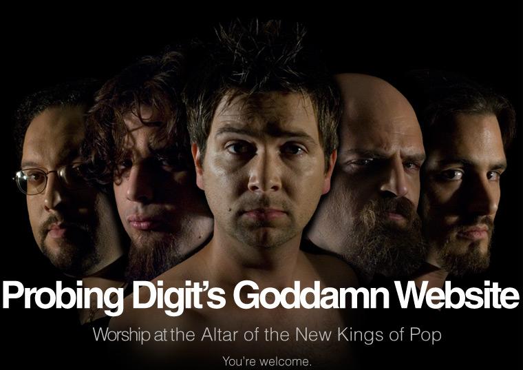 Probing Digit's Goddamn Blog