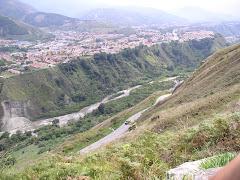 Meseta de Mérida-Venezuela