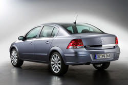 Novo Sedan Vectra 2009