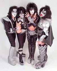 Show do Kiss no Brasil