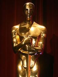 Galeria de vencedores no Oscar 2009