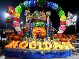 Resultado do carnaval 2009