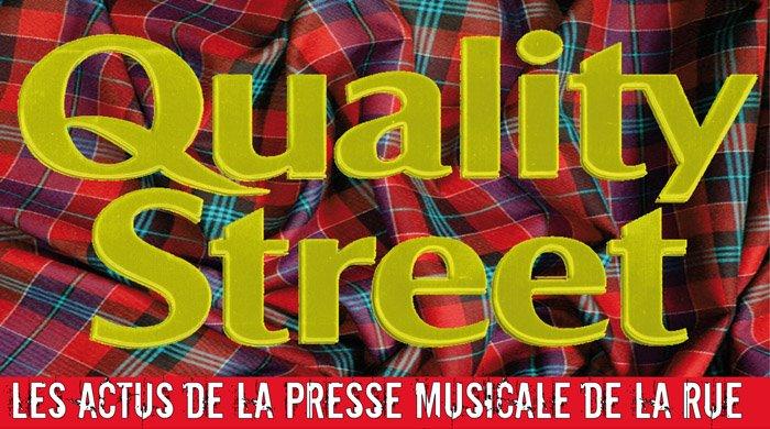 fanzine Quality Street zine by Mélanie Seteun