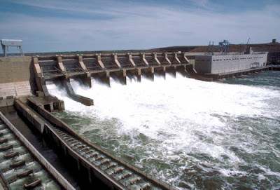 Hydropower - Dam (click on