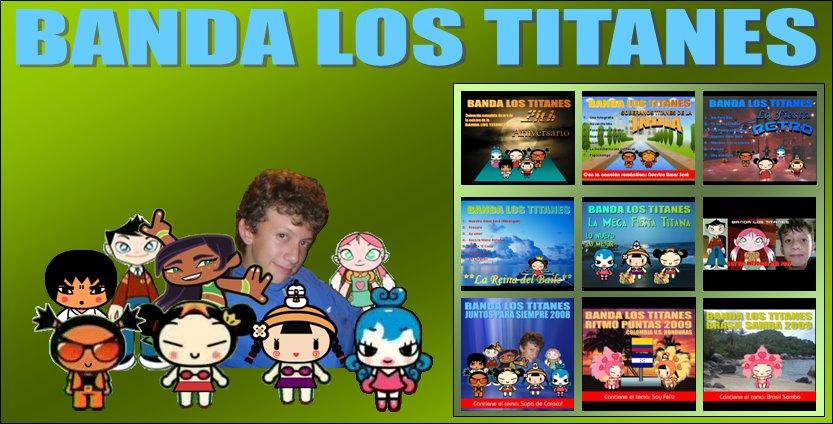Banda Los Titanes