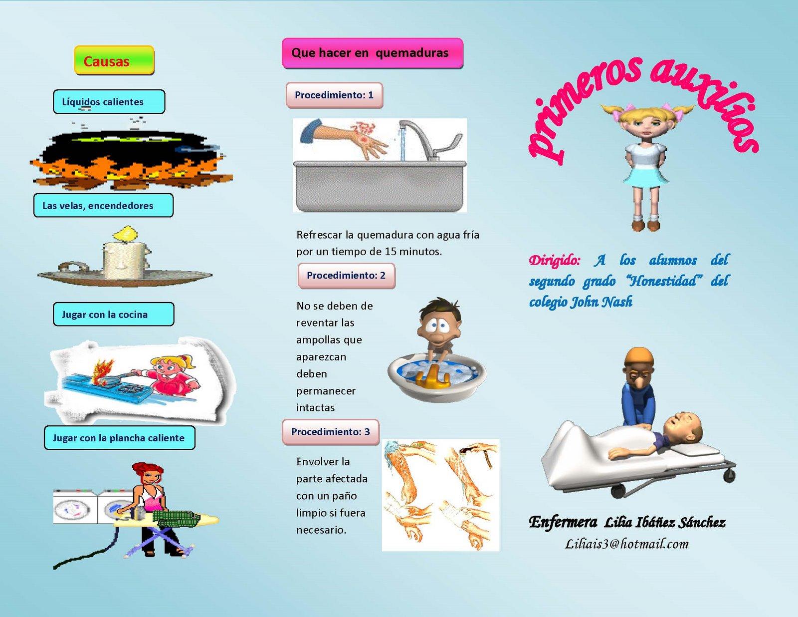 El b lsamo de fierabr s d ptico primeros auxilios para for Curso de cocina basica pdf