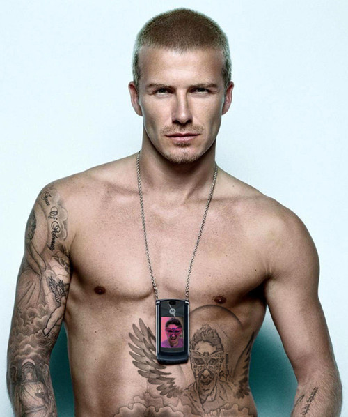 david beckham tattoos pictures images. The David Beckham tattoos show