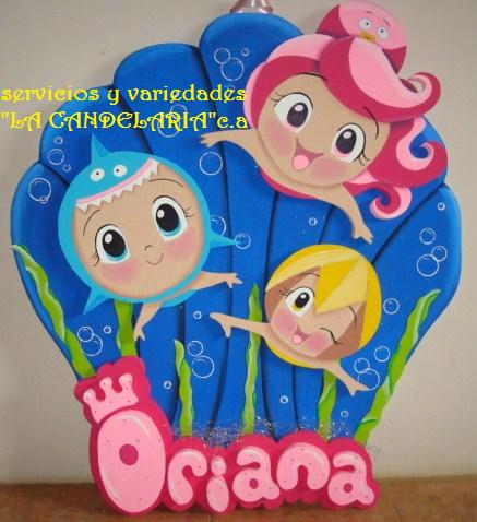 Las princesas del mar