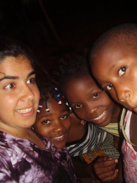 Eu e as minhas meninas