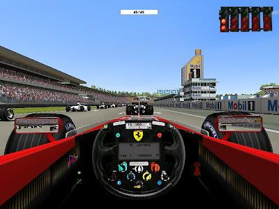 Gran Prix Volante+Ferrari+Personalizado