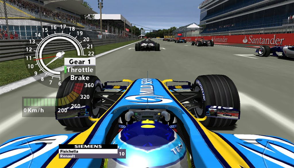 Ctdp formula one 2006. Download Car.wad F1 2006 http://www.mediafire.com/?