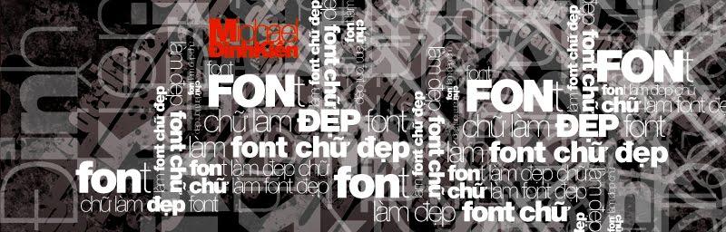Font chữ Đẹp