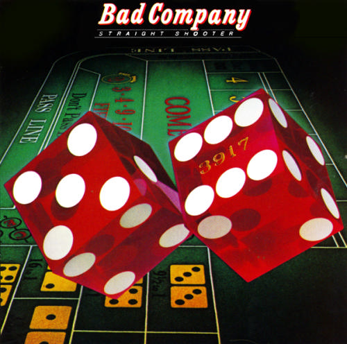 Bad Company - Straight Shooter (1974)