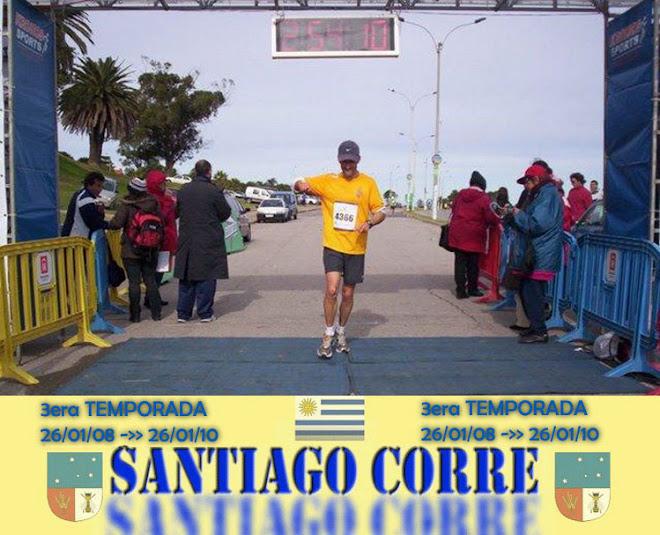 SANTIAGO CORRE