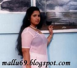 Hot Mallu NRI Aunty