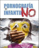 Pornografía infantil, NO