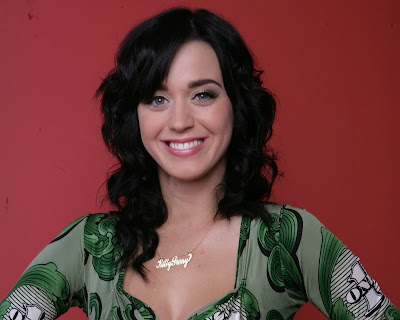 Katy Perry in Stunning Natural Green Leaf Fashion Model Photo Shoot Session for Bravo Magazine