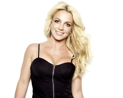 Britney Spears in Nice Casual Fashion Model Photo Shoot Session
