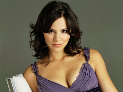 katharine mcphee over it. Katharine McPhee in Sexy Tank