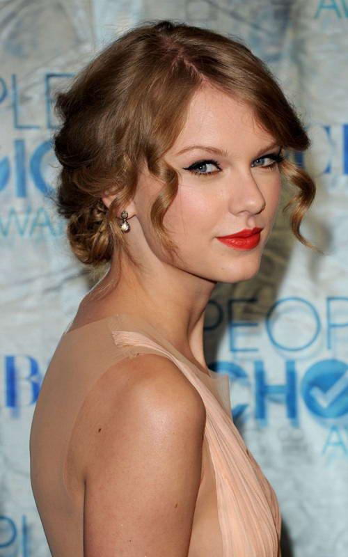 taylor swift dress people. Taylor Swift Looking Charming