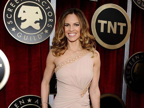 hilary swank 2011. Hilary Swank pictures and
