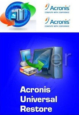 Acronis Universal Restore BootCD