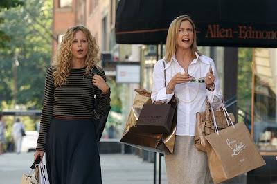 《女人至上》劇照:梅格萊恩 Meg Ryan、安娜特班寧 Annette Bening