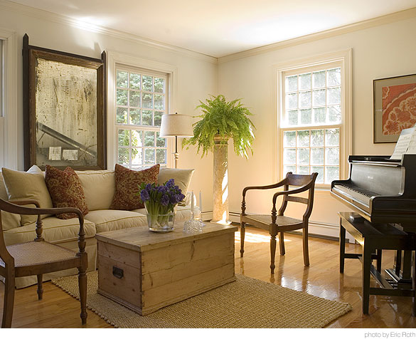 Our Own Home Piano Room