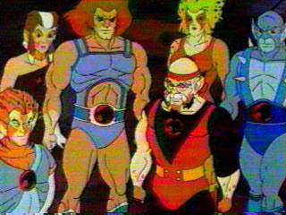 Thundercat Villains on Poisonous Paragraphs  Revenge Of The 80 S Presents Thundercats