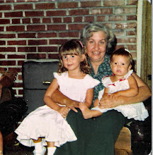 Michelle, Ashley, and Grandma