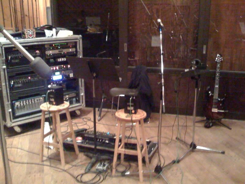 John Petrucci rig