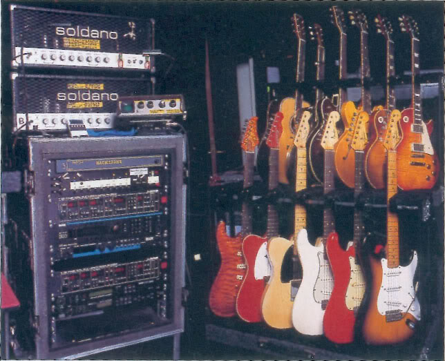 Mark Knopfler Gear
