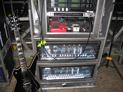 Tommy Thayer Guitar rig