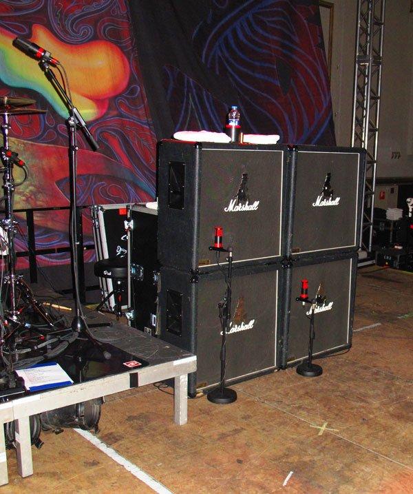 Slash Guitar setup