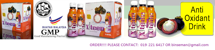 Xteen  Menggosteen Drink