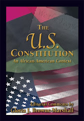The U. S. Constitution: An African-American Context