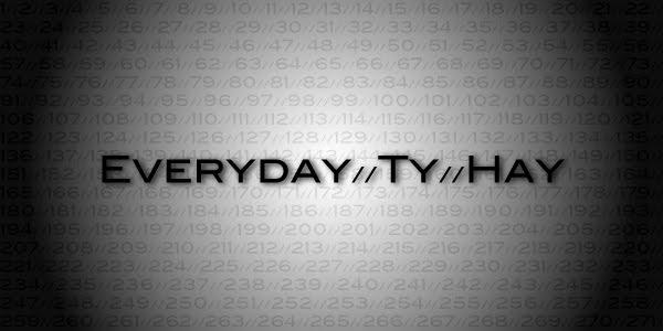 Everyday Ty Hay