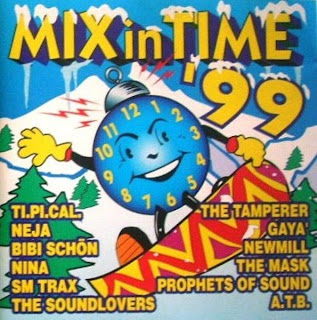 Various - Mix In Time '99