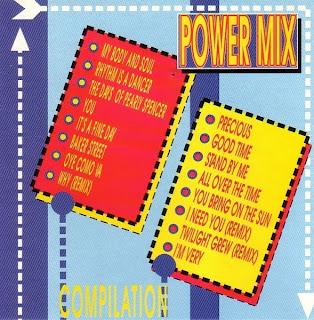 Various - Power Mix Compilation