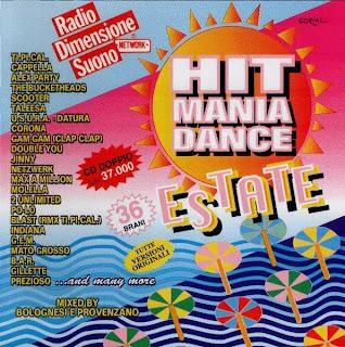 Various - Hit Mania Dance Estate