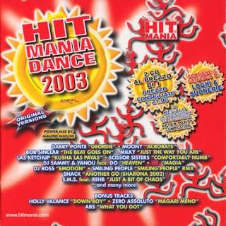 Various - Hit Mania Dance 2003